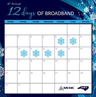12 Days of Broadband 2018 - Day 6